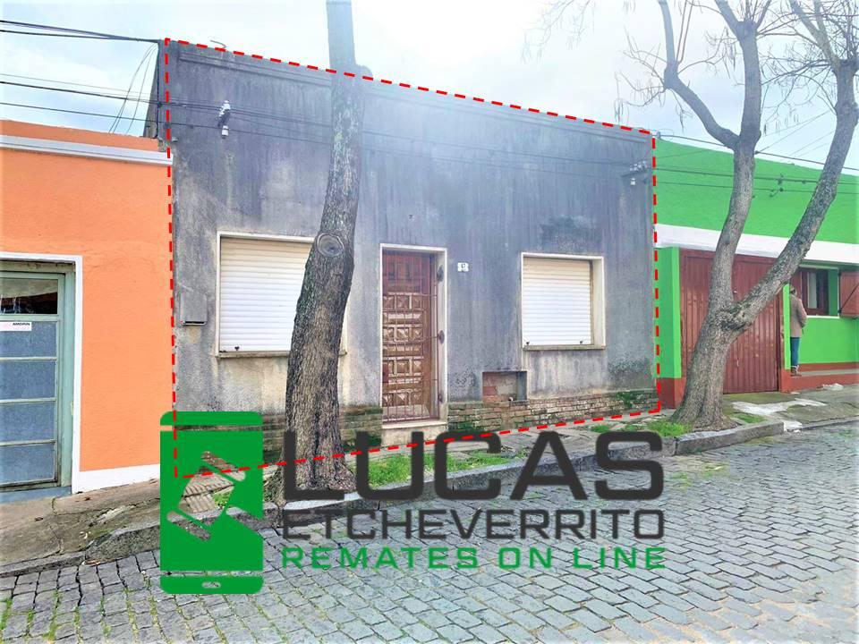 Casa en el Centro de la Ciudad de Rocha