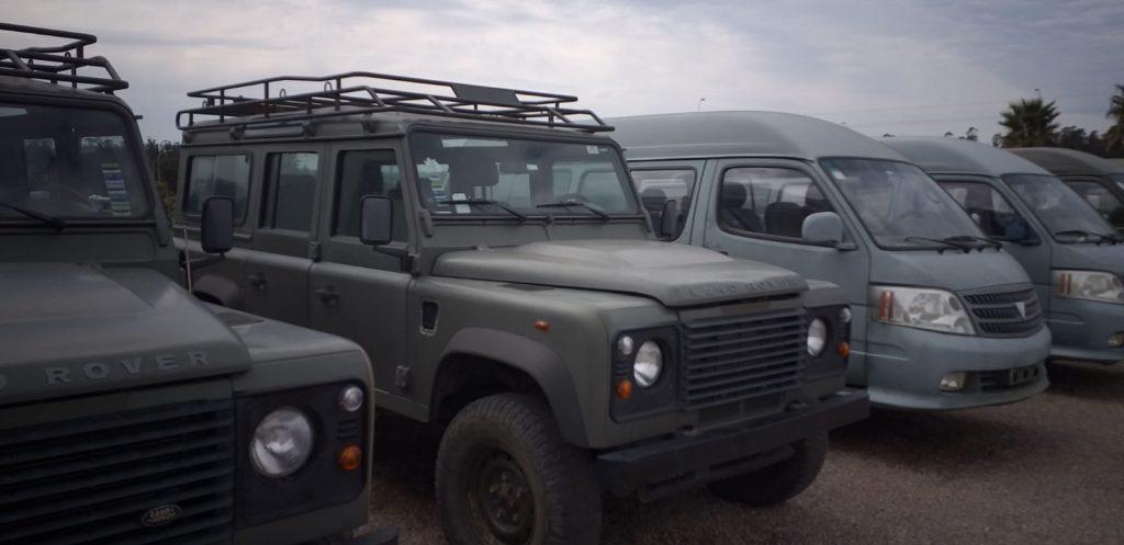 Excelentes vehículos que pertenecieron a diversos Ministerios
