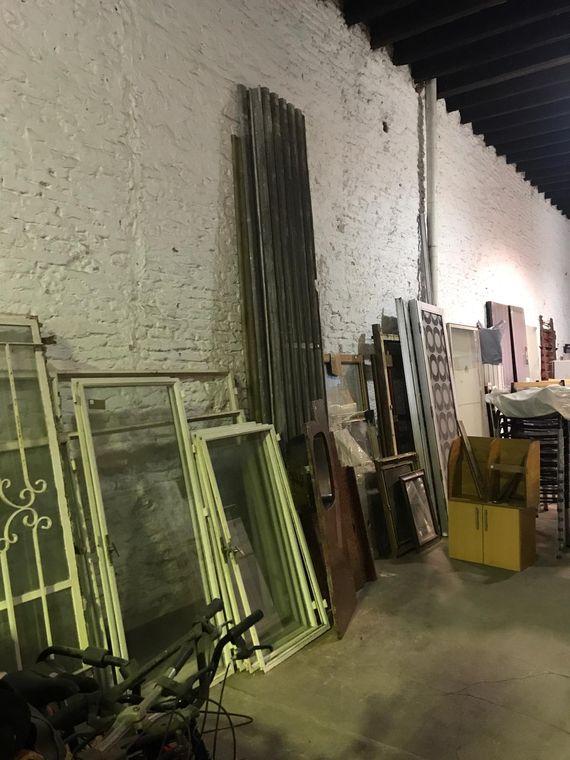Instalaciones Comerciales – Materiales de Construcción