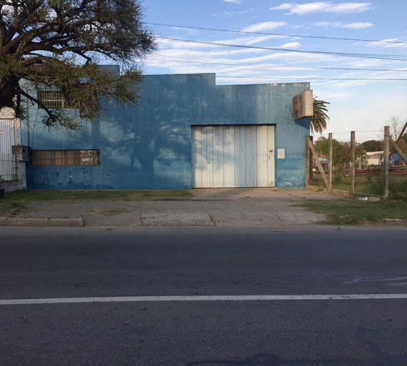 50% Indiviso – Galpón con Terreno Río Negro