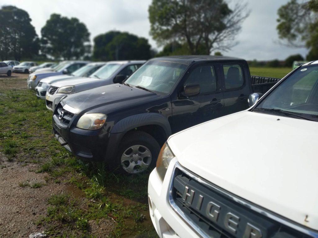 Remate Oficial – 35 Vehículos – Autos, Camionetas y Camiones