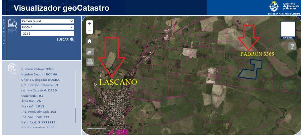 Campo en Lascano – Rocha