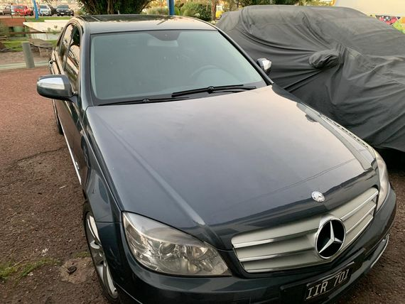 Mercedes Benz C200 Kompresor Avantgarde