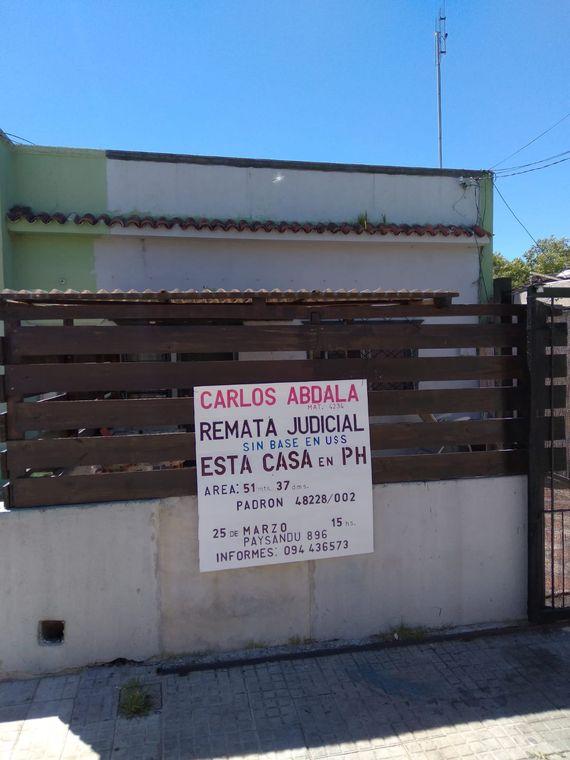 Buena casa en PH en Peñarol