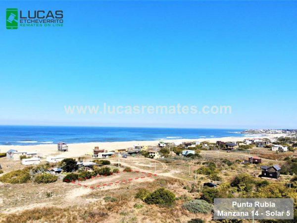 Terrenos en Punta del Diablo, Barra del Chuy, La Esmeralda, Punta Rubia y Oceanía del Polonio financiados