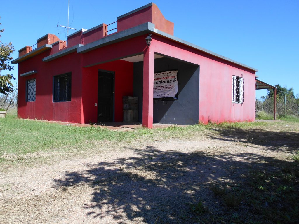 Melilla – Chacra
