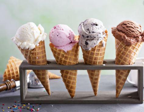 Destacada maquina para elaboración de helados industriales