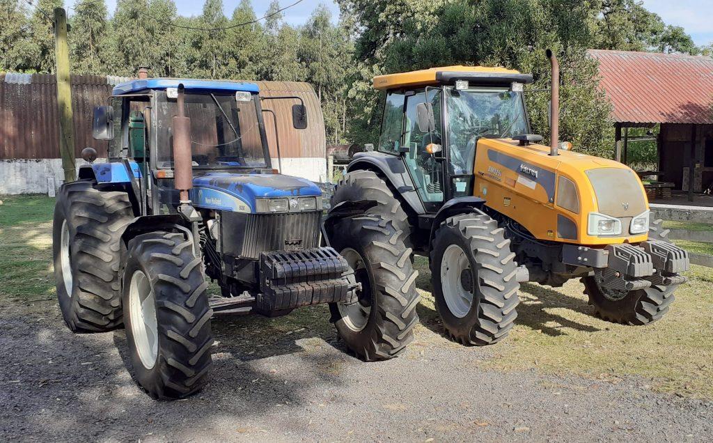 Remate maquinaria agrícola y herramientas sin base en dólares