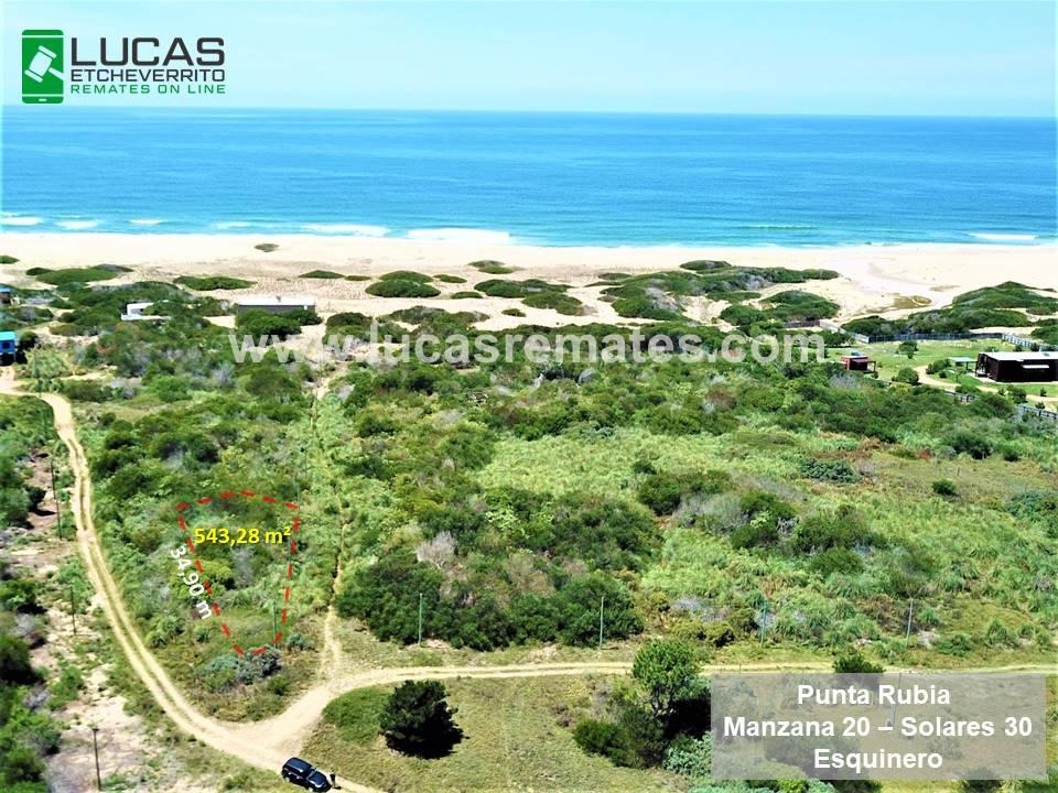 Gran Remate Online de Terrenos en Punta del Diablo, Barra del Chuy, Punta Rubia, Oceanía del Polonio y Pueblo Nuevo financiados