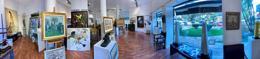 Arte Moderno y Clásico Nacional Online