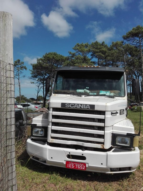 Camión Scania 113H, año 94 en buenas condiciones
