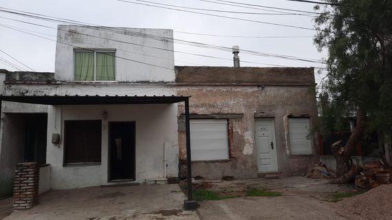 Dos casas en un padrón en Durazno