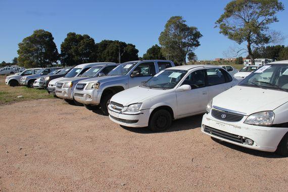 Remate Oficial: Ministerio del Interior – ANRTCI: 106 vehículos
