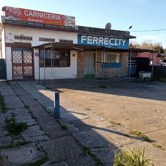 Local comercial o casa habitación en Punta de Rieles
