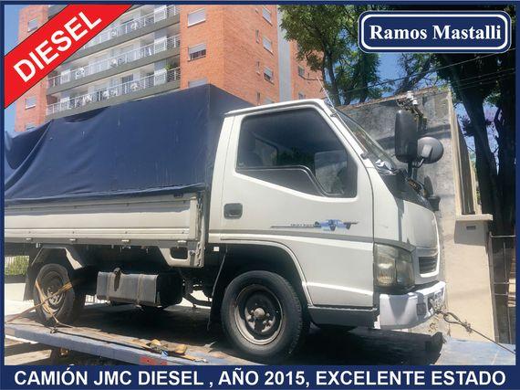 Camión JMC Diesel año 2015