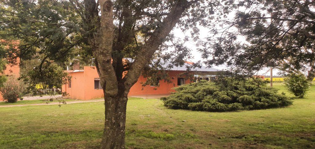 Campo en Paraje Puntas del Rosario – Establecimiento con tambo.